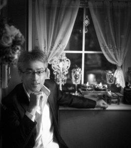 米子, ロシェル・アンティーク, 結婚式場, 代表者写真