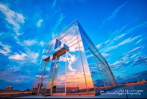 米子市,ロシェル・アンティーク,結婚式場,星降る空と光の教会
